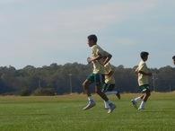 Brian Quezada's Men's Soccer Recruiting Profile