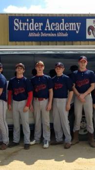 Hayden Nelson's Baseball Recruiting Profile