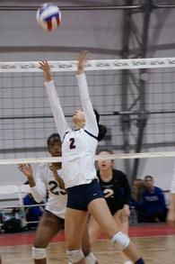 Sarah Blumenfeld's Women's Volleyball Recruiting Profile
