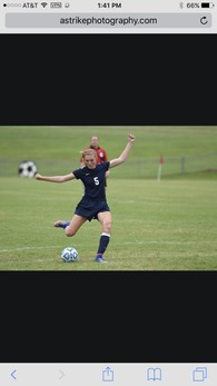 Lydia Genet's Women's Soccer Recruiting Profile