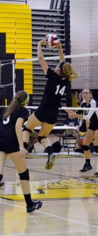 Nicole Kordenbrock's Women's Volleyball Recruiting Profile