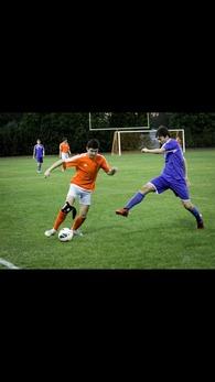 Andrew Anderson's Men's Soccer Recruiting Profile