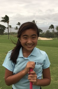 Kaylee Akagi's Women's Golf Recruiting Profile
