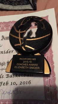 Elizabeth Snider's Women's Basketball Recruiting Profile