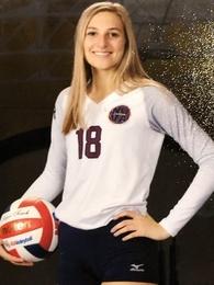 Tristen Gierhart's Women's Volleyball Recruiting Profile