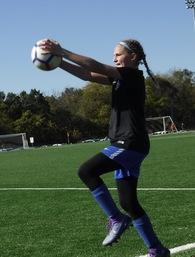 Isabel Harrold's Women's Soccer Recruiting Profile