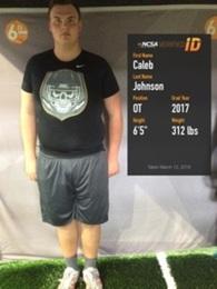Caleb Johnson's Football Recruiting Profile