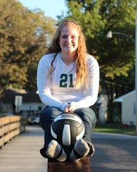 Zoey Courtier's Women's Volleyball Recruiting Profile