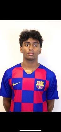 Abhinandan (Abhi) Rajaiyan's Men's Soccer Recruiting Profile