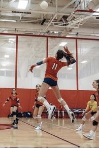 Alex Gorham's Women's Volleyball Recruiting Profile