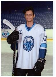 Islam Leghari's Men's Ice Hockey Recruiting Profile