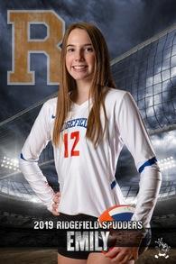Emily Vossenkuhl's Women's Volleyball Recruiting Profile
