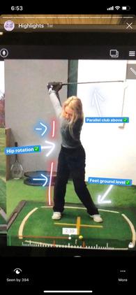Brooke Sutton's Women's Golf Recruiting Profile