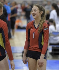 Valerie Stoltz's Women's Volleyball Recruiting Profile
