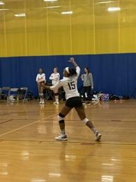Yazmyn Stewart's Women's Volleyball Recruiting Profile