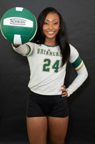 Zykia Jones's Women's Volleyball Recruiting Profile