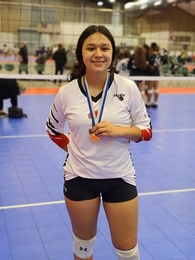 Bethany Yanez's Women's Volleyball Recruiting Profile