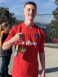 Ethan Estep's Men's Soccer Recruiting Profile