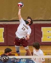 Josh Slater's Men's Volleyball Recruiting Profile