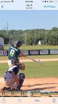 Caden Martin's Baseball Recruiting Profile