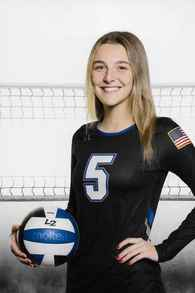 Kellyn McCabe's Women's Volleyball Recruiting Profile