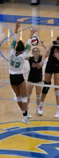 Sydnei Jones's Women's Volleyball Recruiting Profile