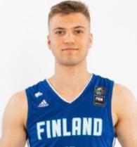 Jaakko Juusela's Men's Basketball Recruiting Profile