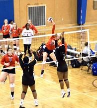 Kenzie Kmiec's Women's Volleyball Recruiting Profile