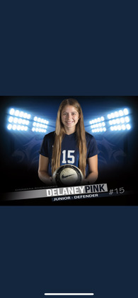Delaney Pink's Women's Soccer Recruiting Profile