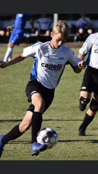 Kristopher Hagan's Men's Soccer Recruiting Profile