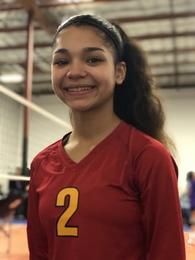 Makeila Orta's Women's Volleyball Recruiting Profile