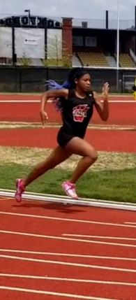 Layla Carter's Women's Track Recruiting Profile