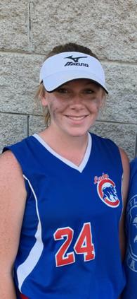 Taylor Raymer's Softball Recruiting Profile