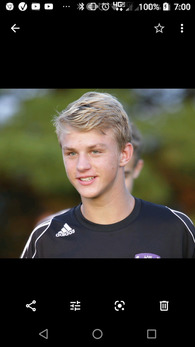 Gage Potter's Men's Soccer Recruiting Profile