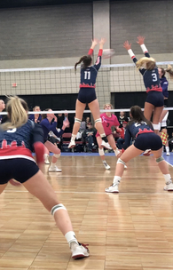 Madelyn Hooper's Women's Volleyball Recruiting Profile