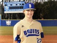 Connor Bartley's Baseball Recruiting Profile