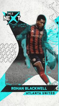Rohan Blackwell's Men's Soccer Recruiting Profile