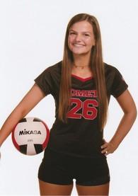 Caroline Ernst's Women's Volleyball Recruiting Profile