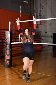 Samantha Urch's Women's Volleyball Recruiting Profile