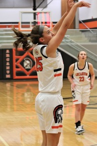 Madelyn Fearon's Women's Basketball Recruiting Profile