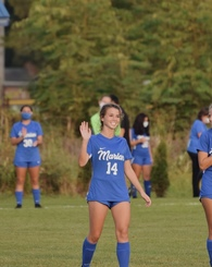 Mia Veldman's Women's Soccer Recruiting Profile