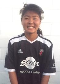 Hailey Asato's Women's Soccer Recruiting Profile