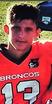 Raymond Sasnett Football Recruiting Profile