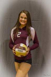 Sydney Stevens's Women's Volleyball Recruiting Profile