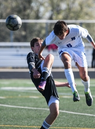 "Peter ""Zane"" Jacobson's Men's Soccer Recruiting Profile"