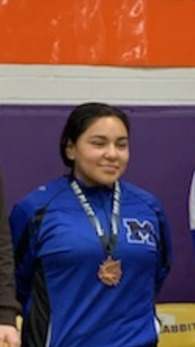 Iris Estrada Castillo's Women's Wrestling Recruiting Profile