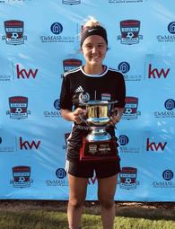 Mia Thompson's Women's Soccer Recruiting Profile