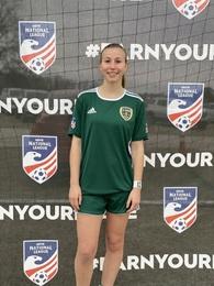 Alison Carr's Women's Soccer Recruiting Profile