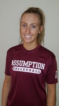 Brielle Boudreau's Women's Volleyball Recruiting Profile