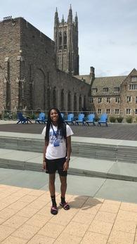Maya Thompson's Women's Basketball Recruiting Profile